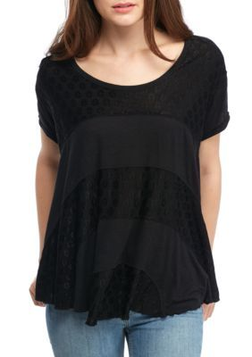 Free People Women's Anything And Everything Top - Black - Xs