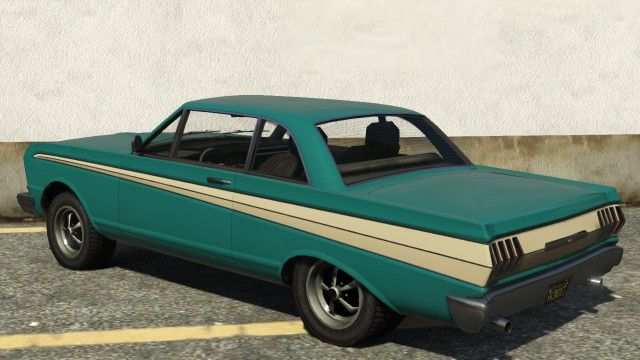 Vapid Blade Gta Front View Gta Muscle Cars Pinterest