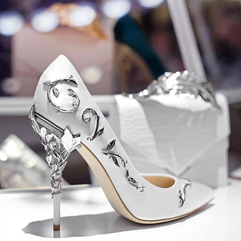 Luxury The Ensa Shoes Best Seller Wedding Heels Wedding Shoes