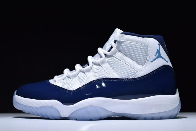"d1de9c34893 Air Jordan 11 Retro ""Midnight Navy"" Win Like  82 For Sale"