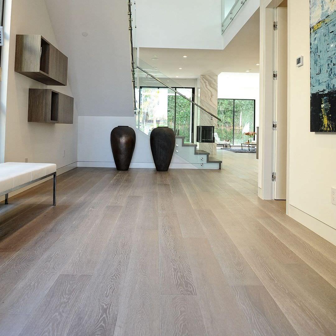 29+ Rustic Wood Flooring Floor Designs Design Trends