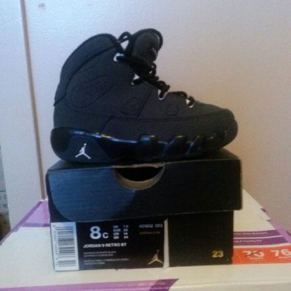 Toddler jordan retro 9 Brand new Jordan Shoes Sneakers