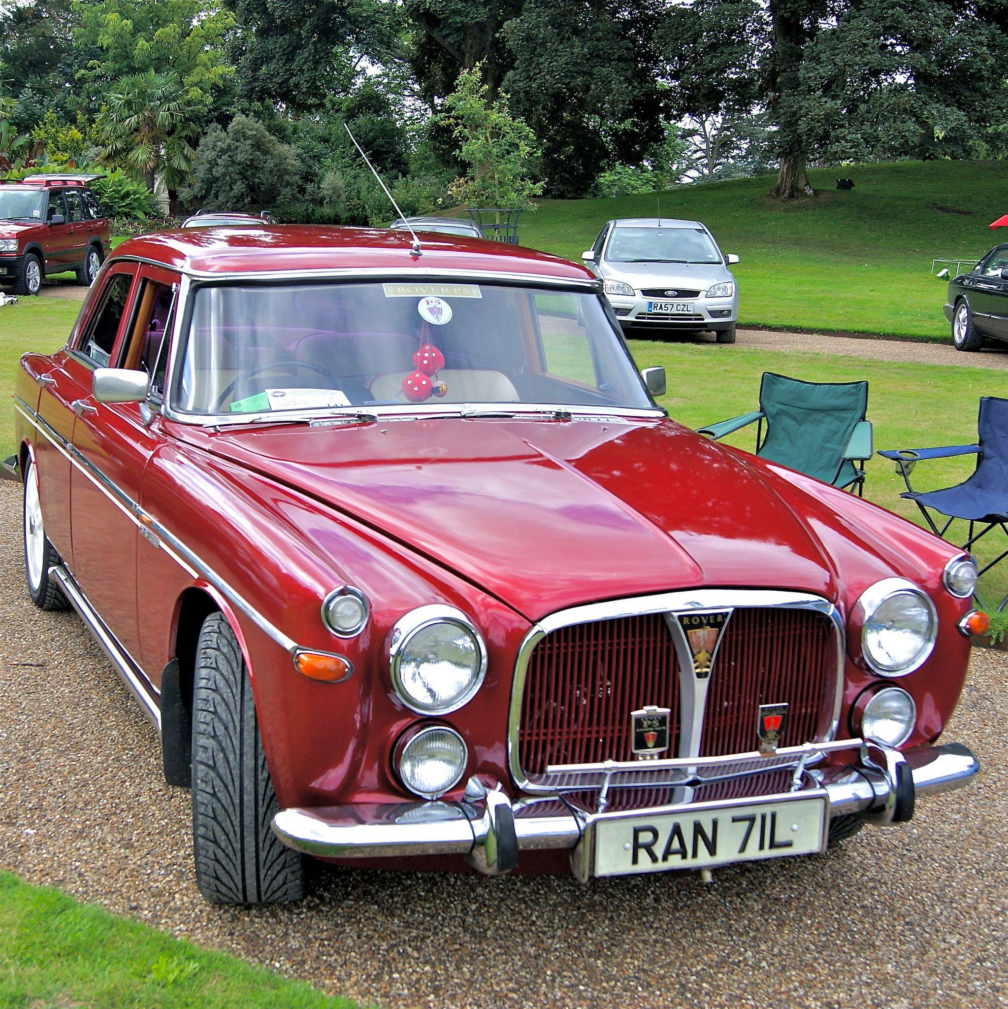 1972/73 Rover (P5) 3.5 Litre Saloon – RAN 71L
