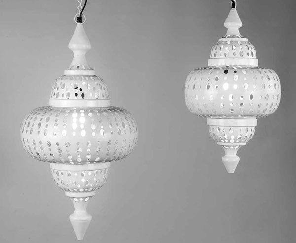 l mpara de techo rabe calcuta blanca 50 cm l mparas blancas pinterest calcuta lamparas. Black Bedroom Furniture Sets. Home Design Ideas