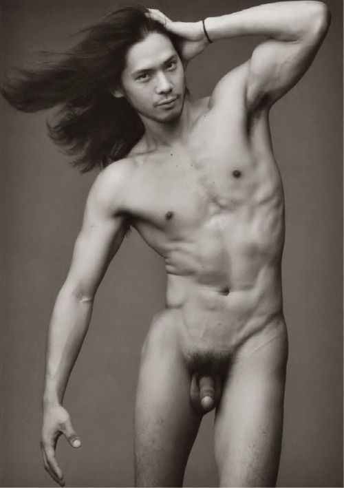 male Leslie asian kee nude