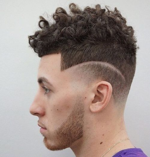 45++ Mens hairstyles for curly hair ideas