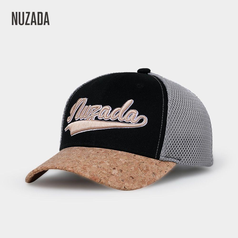 New Baseball Unisex Baseball Love Letter Embroidery Snapbacks Mesh Flat Hat