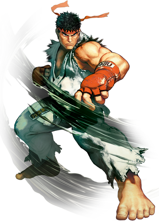 Street Fighter 5 Ryu By Hes6789 Manga