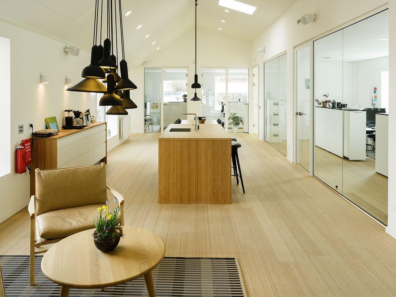 BambusPlank™ Nordic Grey, hvidolieret