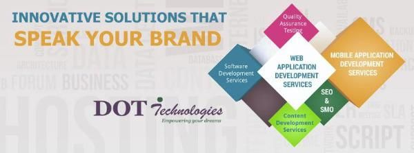 Pin by DOT Technologies on Content Development Services
