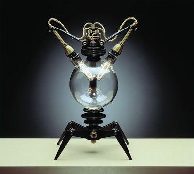 Steampunk Desk Lamp | Warisan Lighting