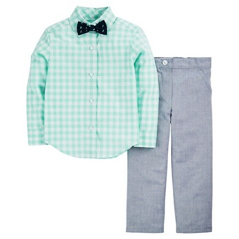 4f6fcfc65f Just One You™Made by Carter s® Toddler Boys  2 Piece Set - Green ...