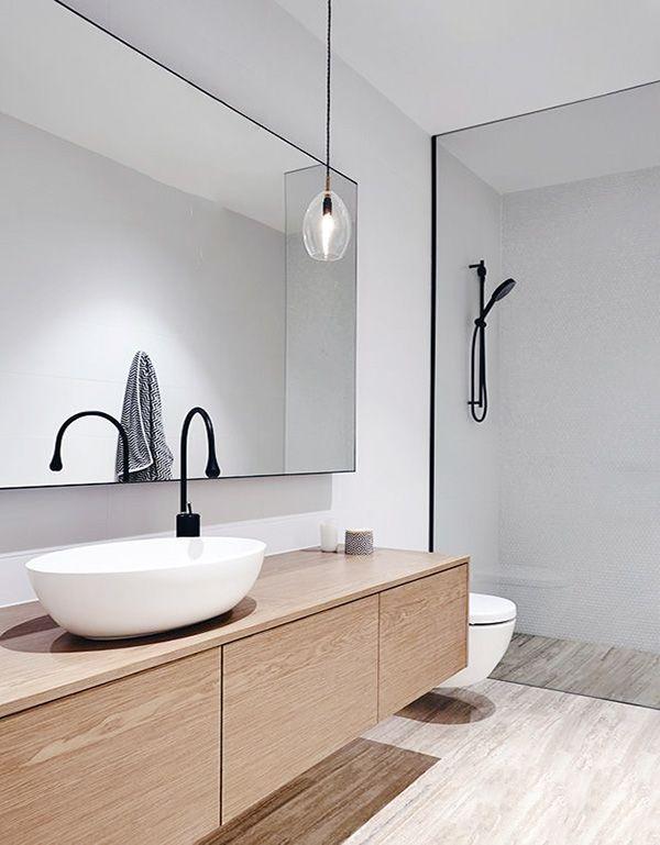 Bright Minimalist Bathroom Decor Minimalist Bathroom Design Bathroom Design Inspiration Minimalist Bathroom
