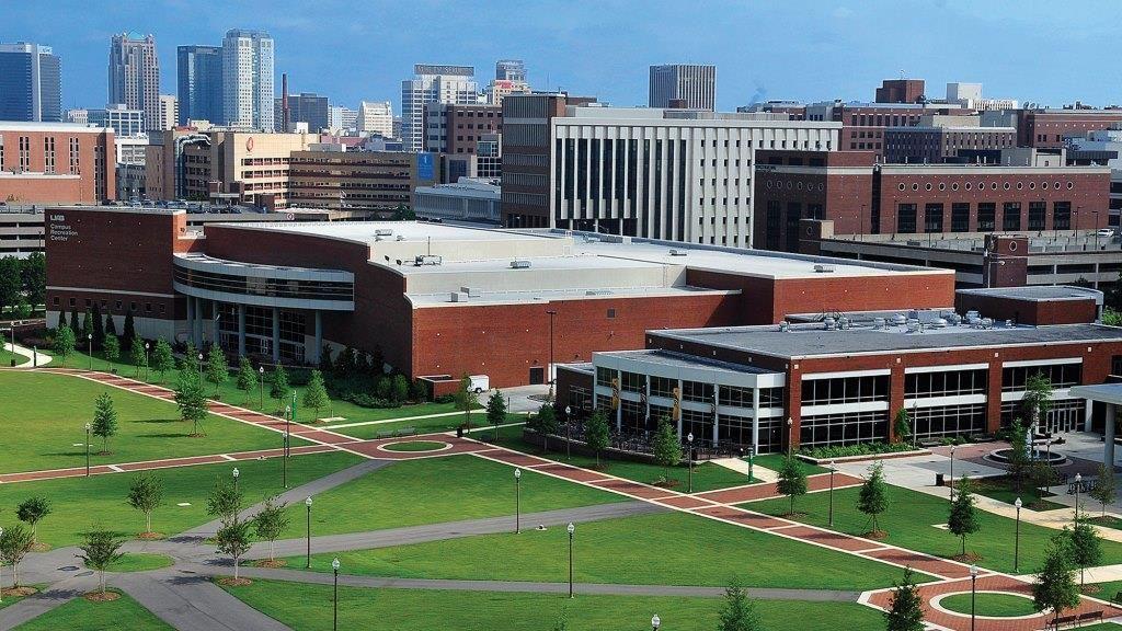 Hotelnews Birmingham Hilton Hilton Opens At University Of Alabama At Birmingham University Of Alabama City Of Birmingham Hilton Hotels