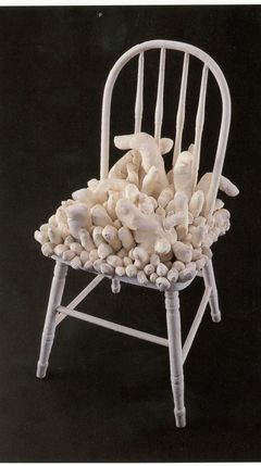Artforum Com Museum Previews Installation Art Art Chair Yayoi Kusama
