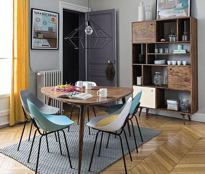 Inspiration décoration et aménagement salle à manger design moderne