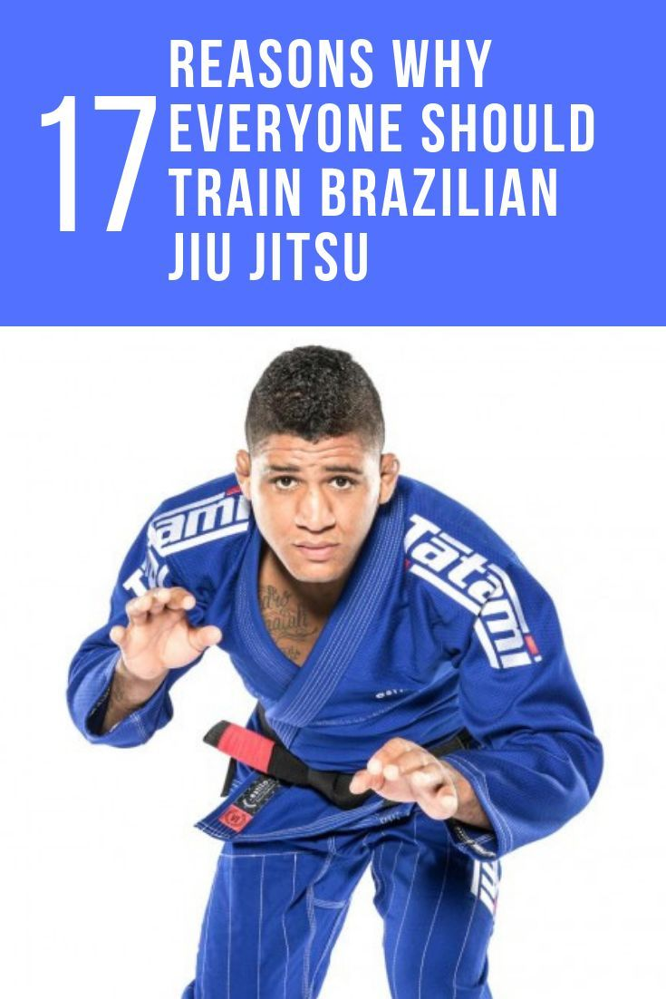 There's many reasons why you may want to start training Brazilian Jiu Jitsu.  This article, although...