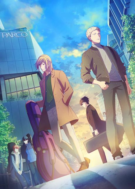 Given Movie Anilist Anime Movies Cartoon