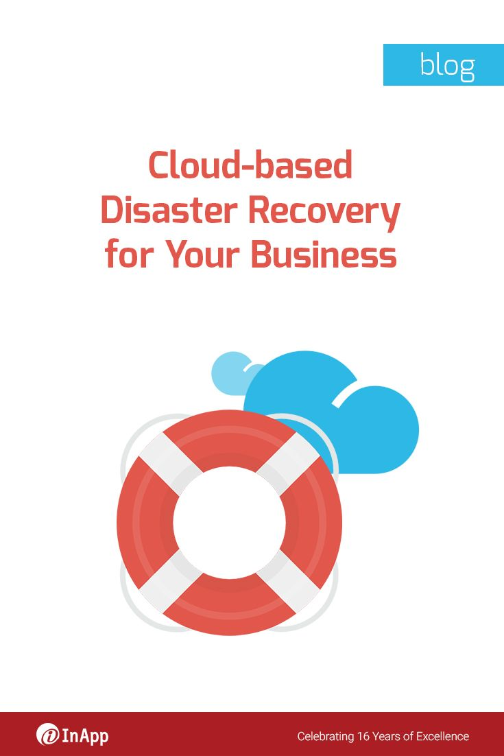 Worried about Disaster Recovery?  Move to the cloud for better options for your business: http://cloud.inapp.com/cloud-based-disaster-recovery-business/?utm_source=utm_social_media&utm_medium=utm_SM