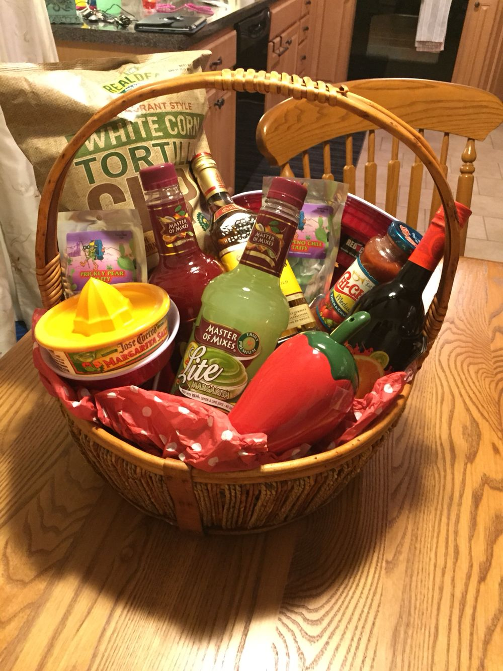margarita raffle basket liquor gift baskets wine baskets theme baskets themed gift baskets