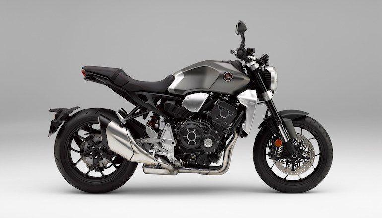 Honda S Neo Sports Cafe Revealed As Cb1000r Motocicletas Bmw Honda Cb Carros Y Motos