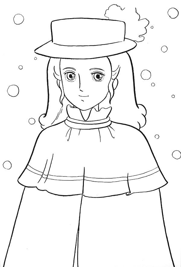 Coloring Pages A Little Princess Princess Coloring Pages Princess Coloring Coloring Pages
