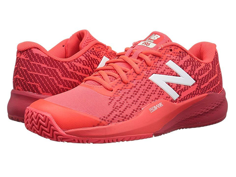 New Balance Mcy996v3 Flame Red Men S Tennis Shoes Bring Nothing