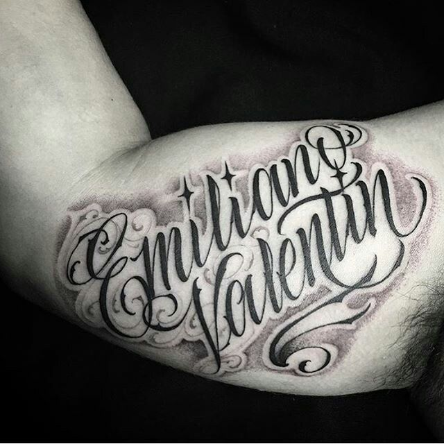 Pin By Jairo Bravo On Tatuajes Tattoo Lettering Styles Writing Tattoos Tattoo Lettering