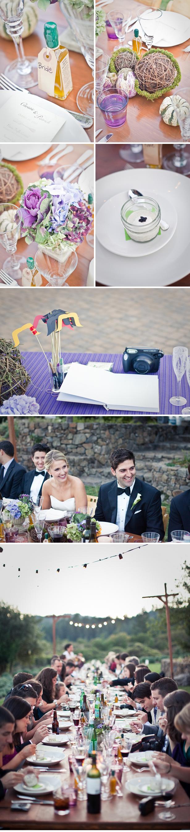 real california backyard wedding christy patrick weddingwire