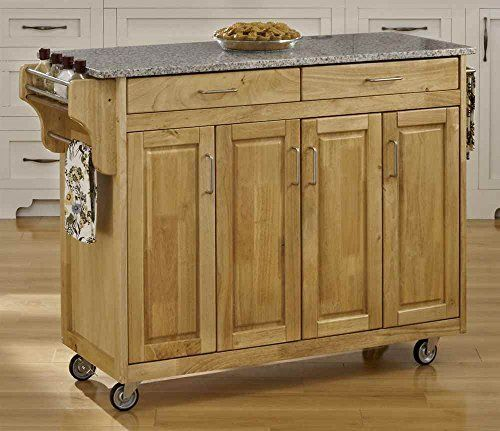 home styles 9200 1023 create a cart 9200 series cabinet kitchen cart