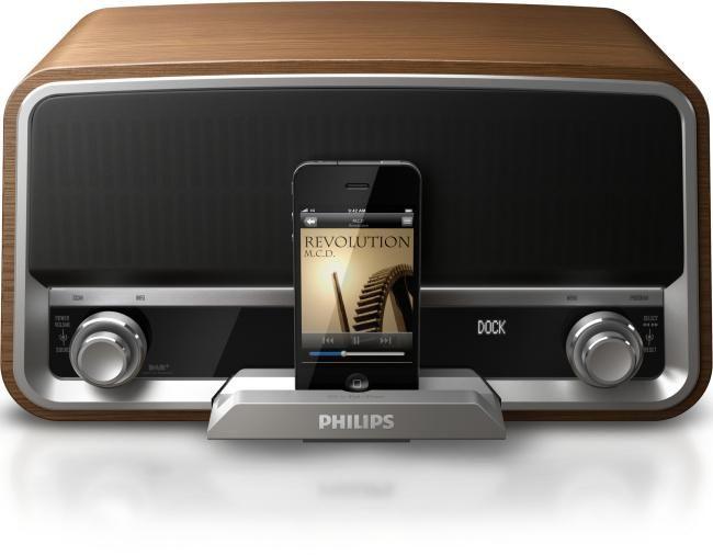 Philips ya ha puesto precio a uno de los productos que más nos llamaron la atención cuando se presentaron en la pasada feria IFA: la Philips Original Radio, un modelo de base con altavoces que rinde homenaje a la original Philetta.