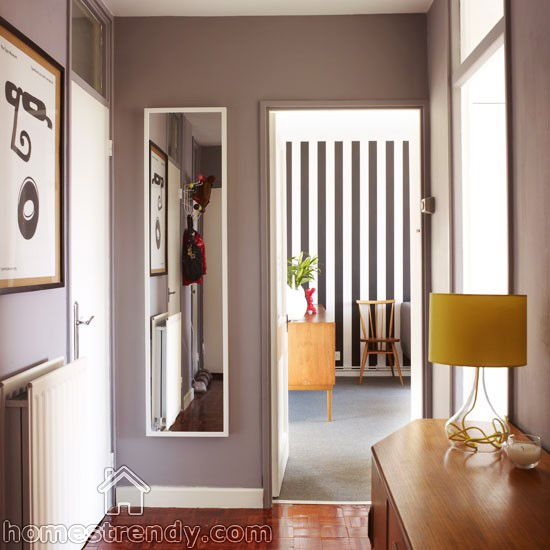 Painting A Hallway benefits of having a hallway mirror | home trendy | ideas for the