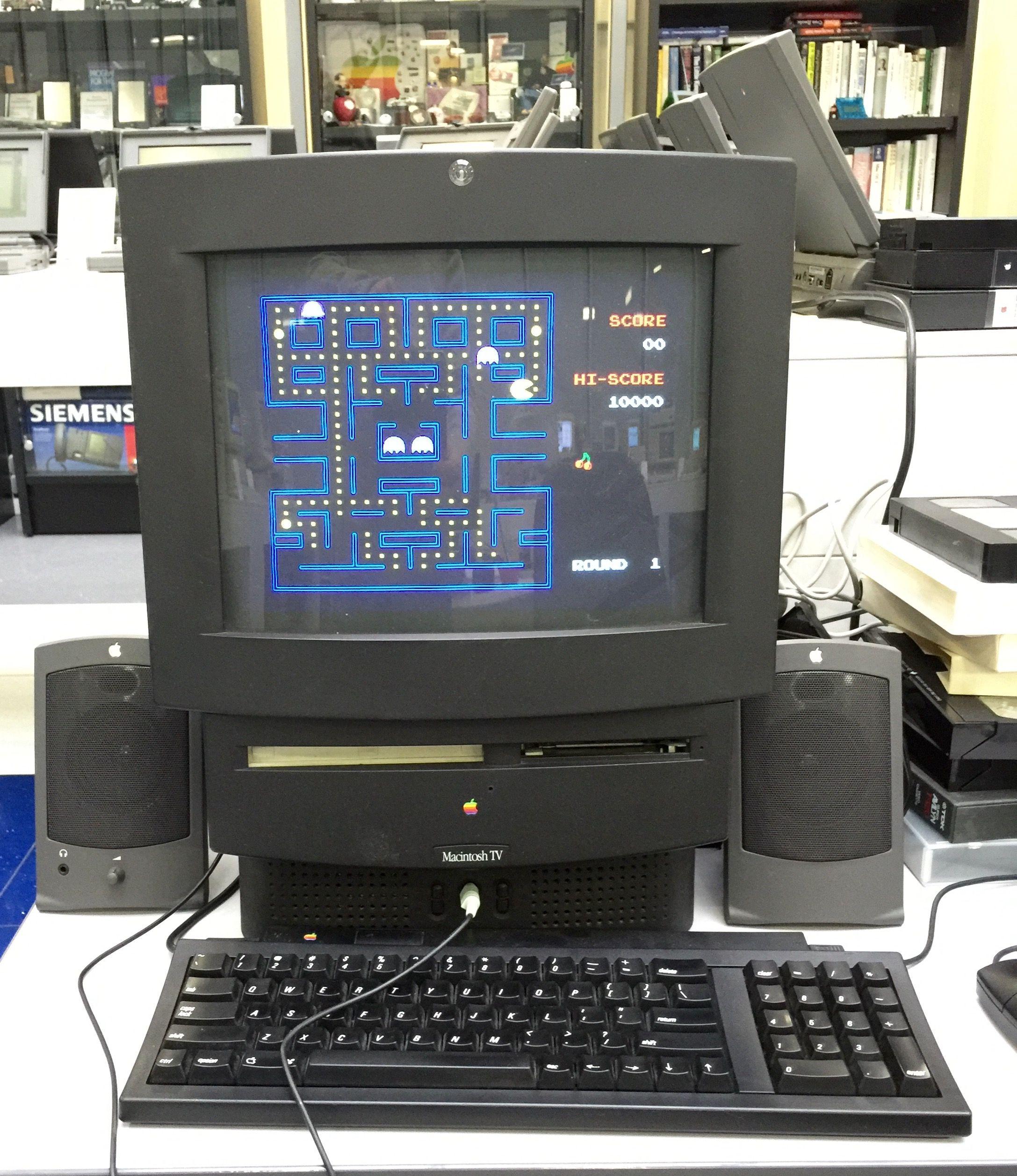 Macintosh TV 1993 Apple technology, Computer history