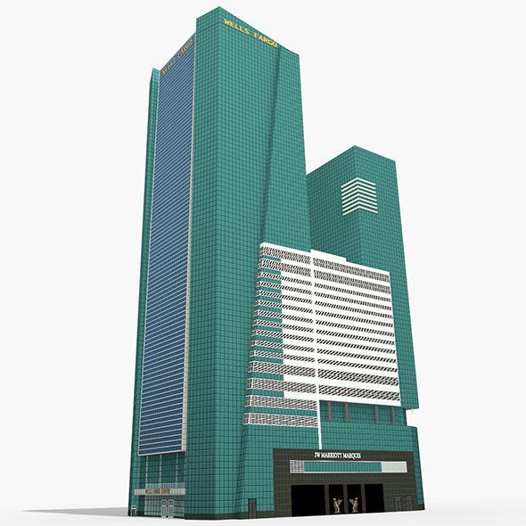 Wells Fargo Center Miami Wells fargo center, Travel