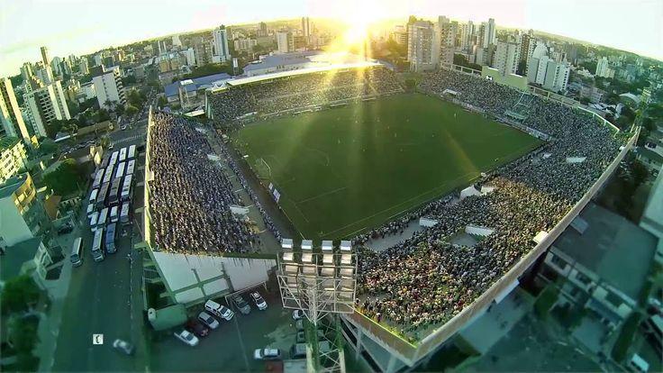 Arena Condá da Chapecoense em Chapecó - RK Motors