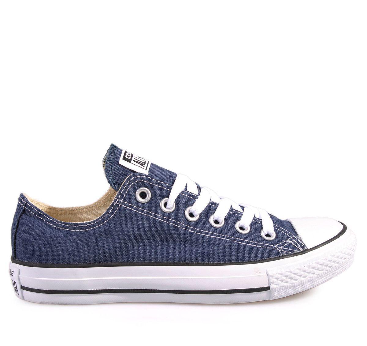 27206a11ea546c ... coupon for converse chuck taylor unisex low cut dark blue sneakers  m9697c. c1747 4abdf