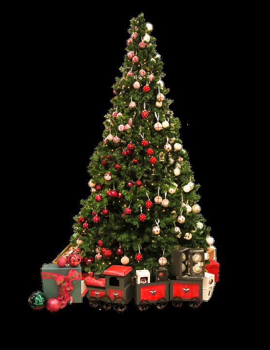Kapcsolodo Kep Christmas Tree With Gifts Christmas Tree Christmas