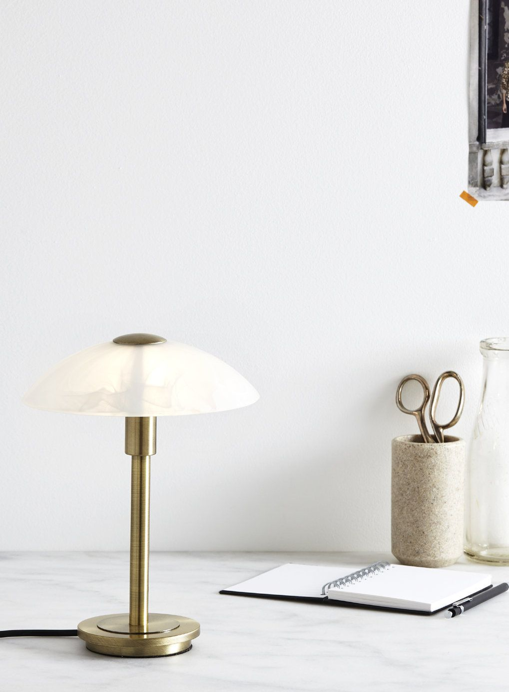 Archie Touch Lamp - Table Lamps - Home, Lighting & Furniture - BHS ...