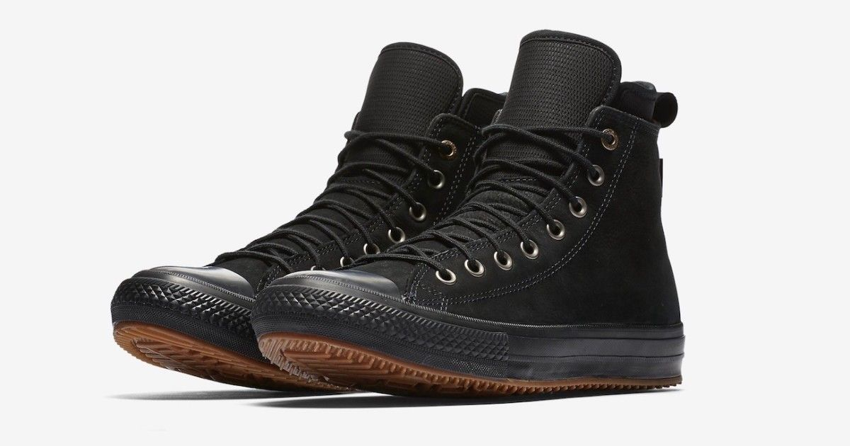 Converse Dropped a Winterized Chuck Taylor To Brave The