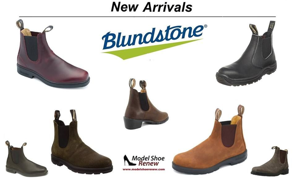 e2d021166a4 NEW Blundstone Boots available at Model Shoe Renew! www ...