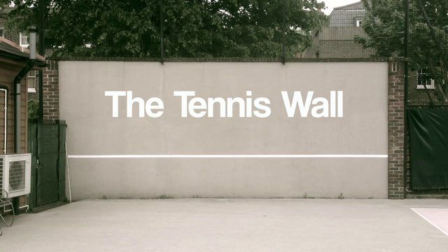 """A tribute to """"The Tennis Wall"""" Written and Directed by Arnab Chanda. Follow Me: http://twitter.com/arnabacus About Me: http://cargocollective.com/arnabchanda Facebook """"Like"""" Me: https://www.facebook.com/arnabchandapage"""