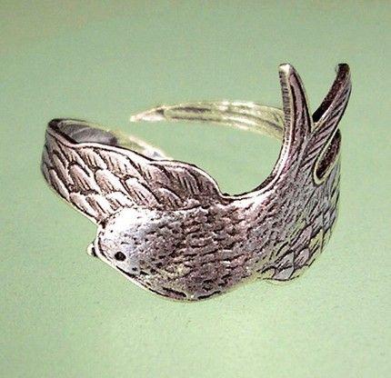 Sparrow wrap ring