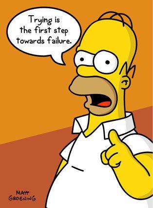 Simpson Zitate