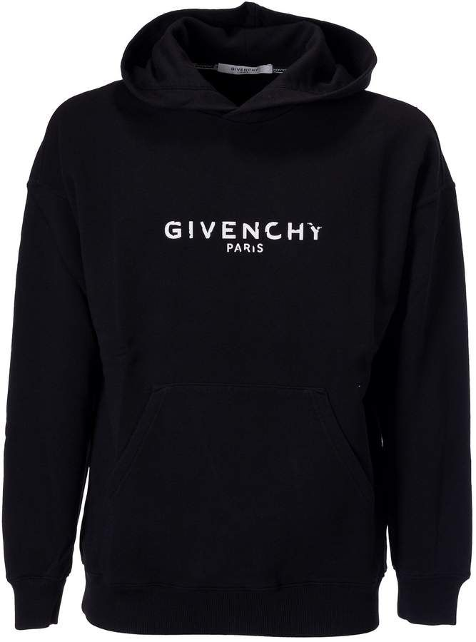 26e92b01c8ad Givenchy Printed Logo Hoodie in 2019 | Products | Print logo ...
