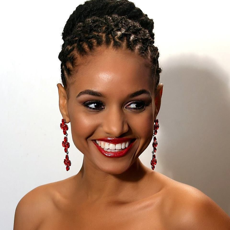 Wedding Hairstyles In Jamaica: Miss World 2015 Contestants