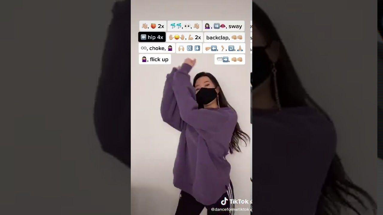 Thick X Wap Tiktok Dance Tutorial Youtube Dance Videos Dance Dancer Workout