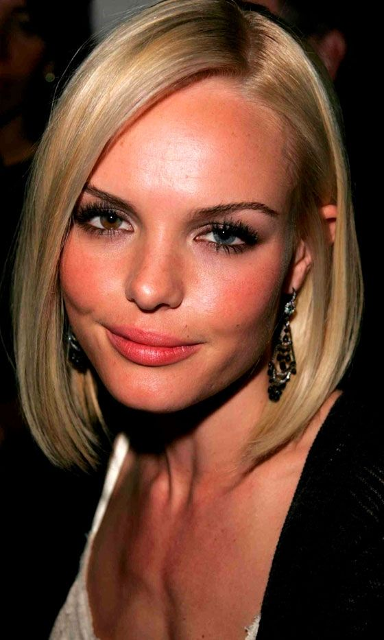 New Hairstyles For Women Prepossessing Short Hairstyles Your Alist Inspiration  Kate Bosworth Short