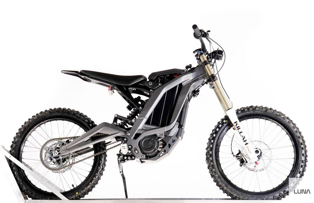 Sur Ron Light Bee Electric Dirt Bike Ebike 3800 35mph