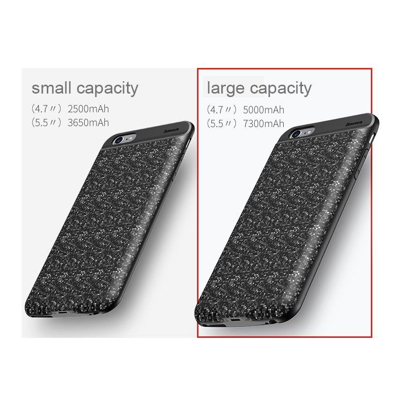 5000mah phone case iphone 7