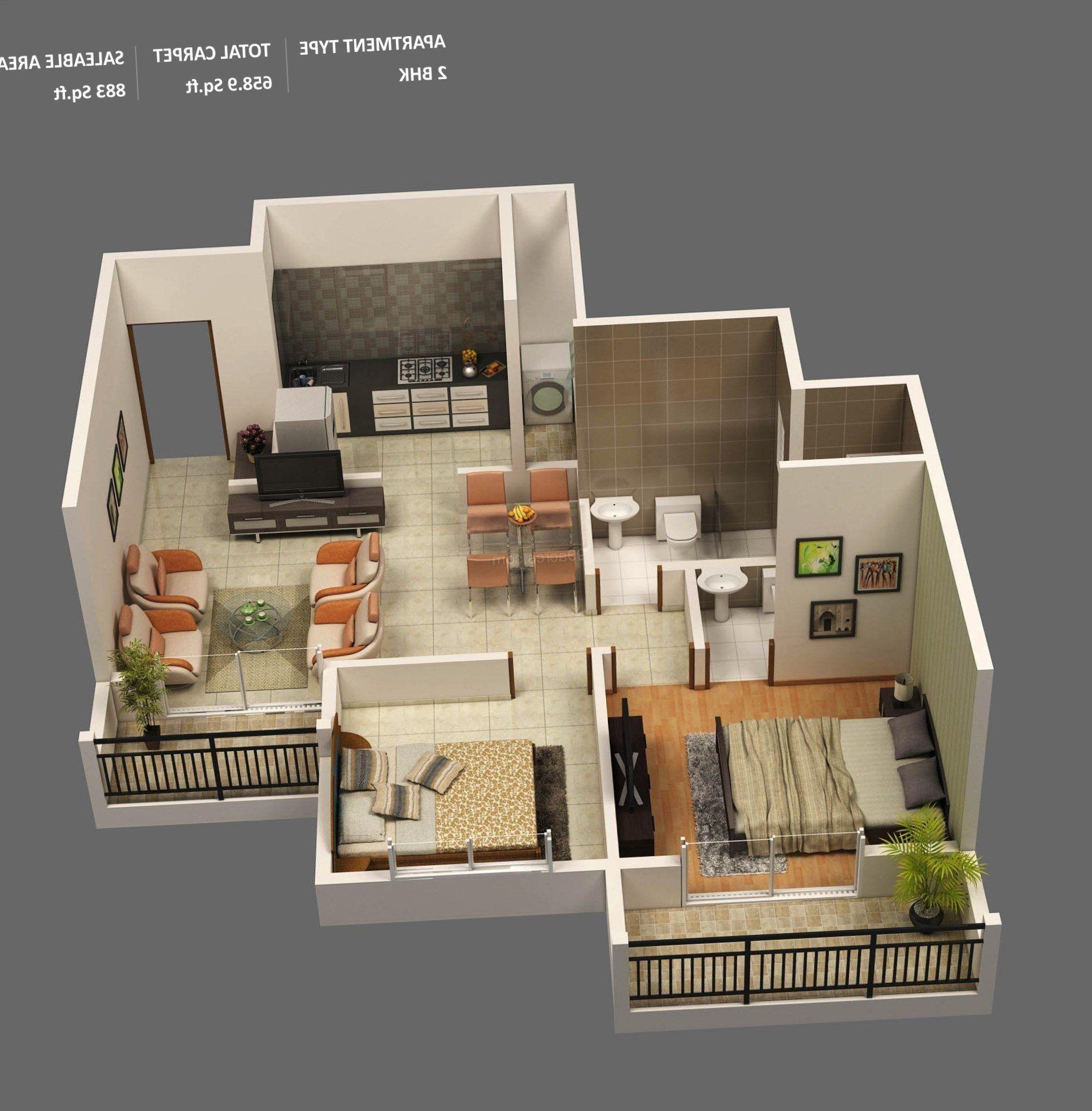 Two Bedroom Flat Design Plans   Https://bedroom Design 2017.info/small/two  Bedroom Flat Design Plans.html. #bedroomdesign2017 #bedroom